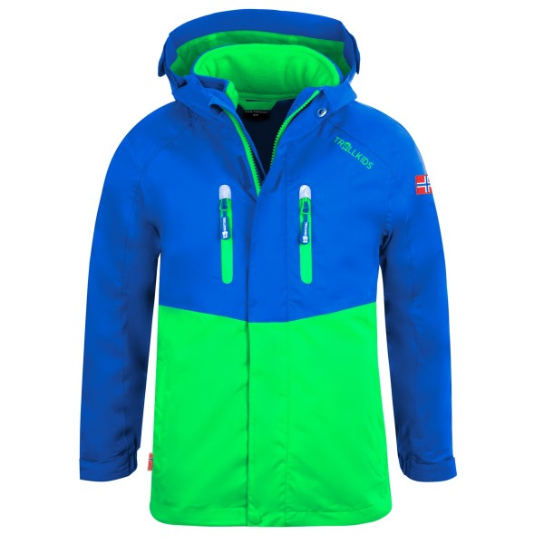 Bryggen 3in1 Jacket Kids