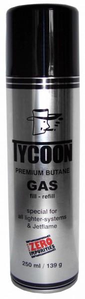 Gas für Feuerzeuge
