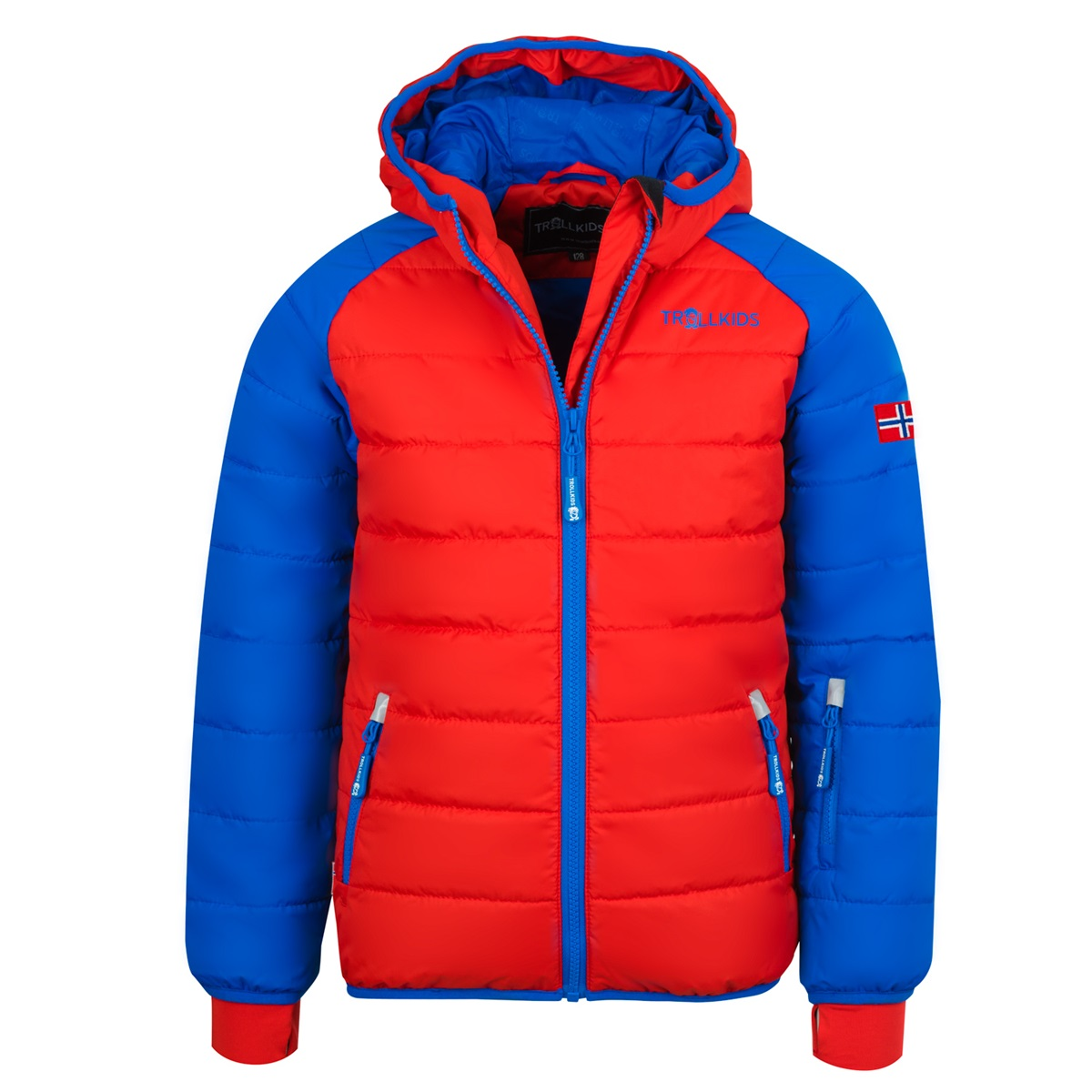 Trollkids Hafjell Snow Jacket XT Kids   tapir store
