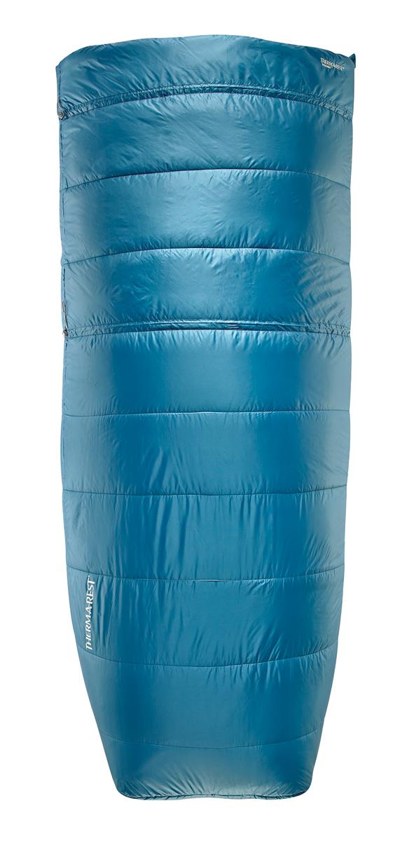 Ventana Duo Synthetic Bag Blue