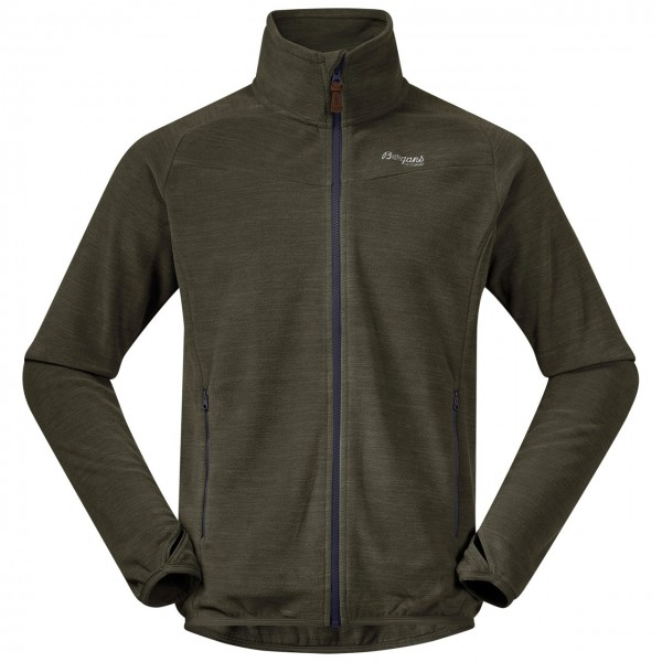 Hareid Fleece Jacket NoHood Men