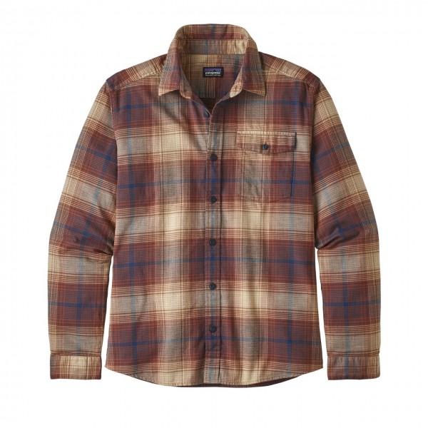 Fjord Flannel Shirt Men