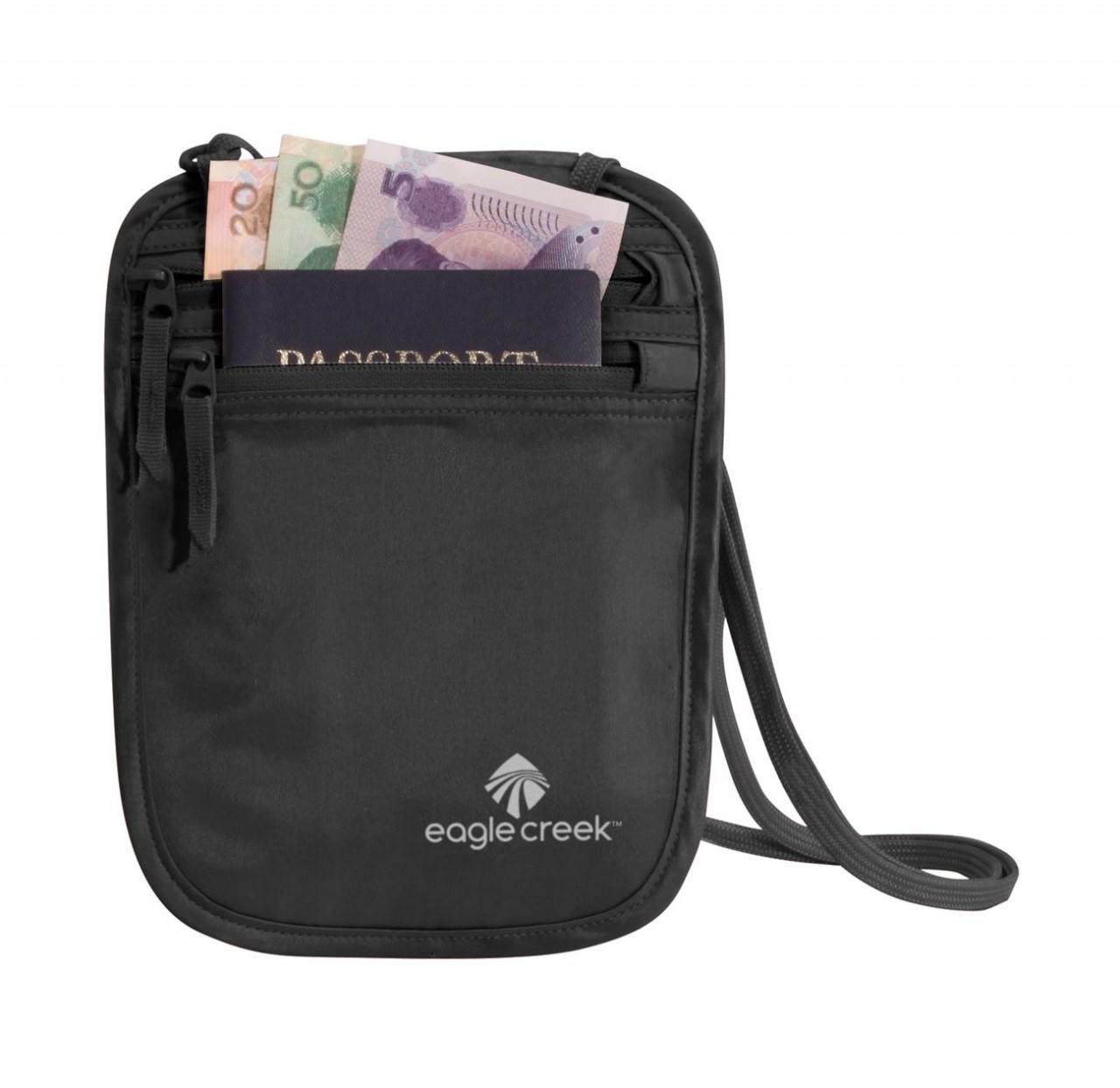 Silk Undercover Neck Wallet