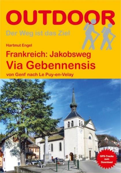 Jakobsweg: Via Gebennesis